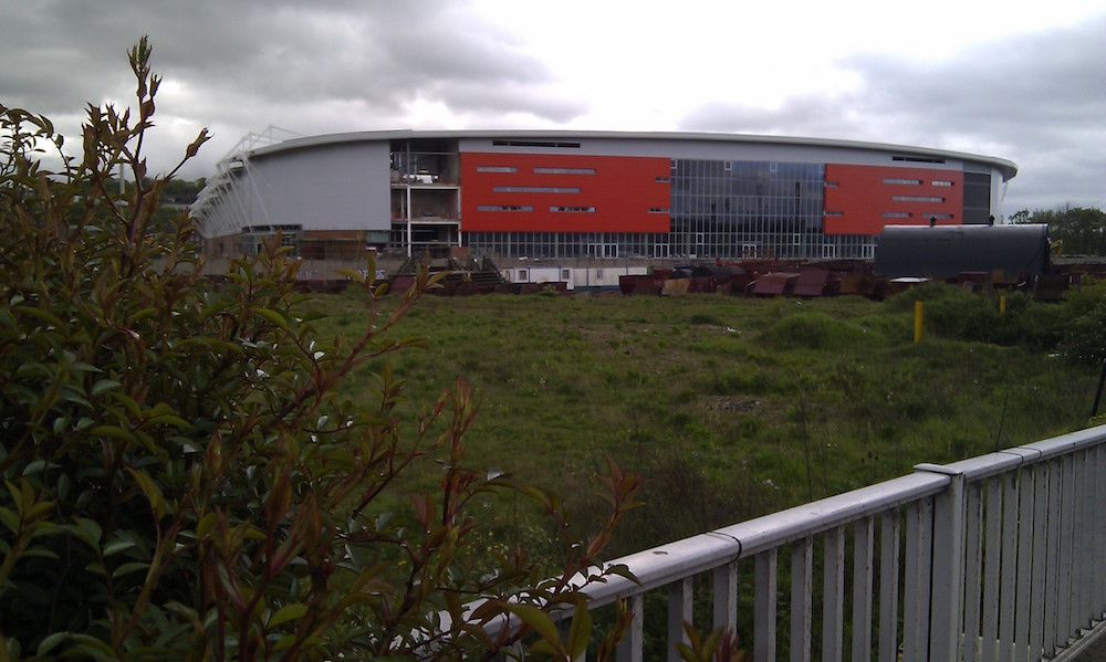Rotherhams New York Stadium